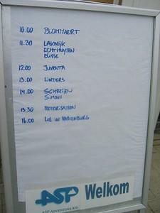 We staan al op de agenda van ASP Adventure ( www.aspadventure.nl )