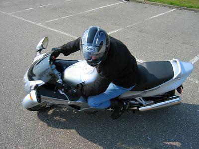 Motorisation Practice Day April 2003