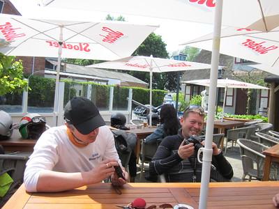 Philip en Wouter. Foto Joannes.