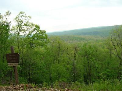 Henry's Valley Overlook