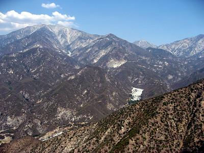Mt Baldy, 10,000 ft
