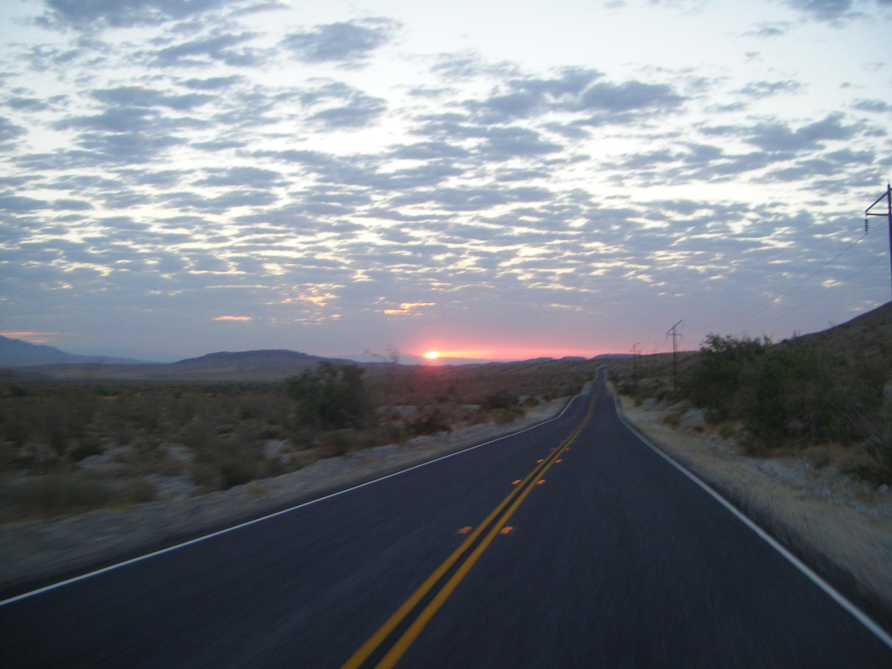 sunrise hwy 76 to salton sea