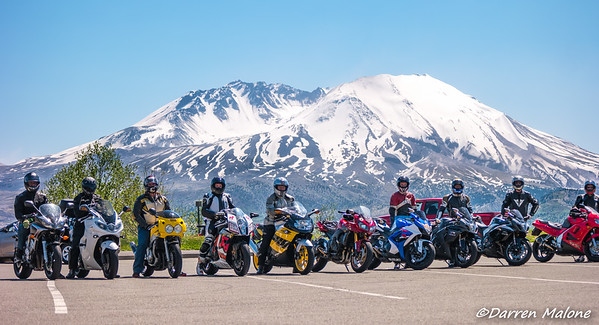 Mt. Saint Helens Epic Ride #2 May 1st 2016