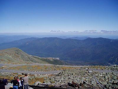 Mt Wash view 2
