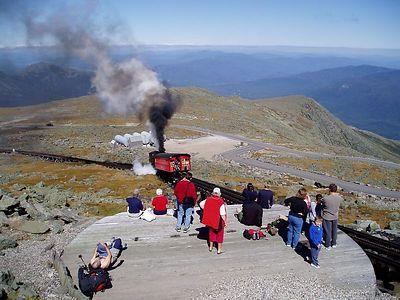 Mt Wash Cog 4
