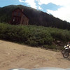 From Animas Forks through Cinnamon Pass, 11 July