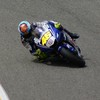 Rossi on the last lap!