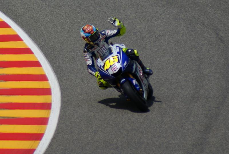 Rossi after Q