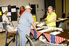 Sign-In desk National Meet 2005. Seguin Texas