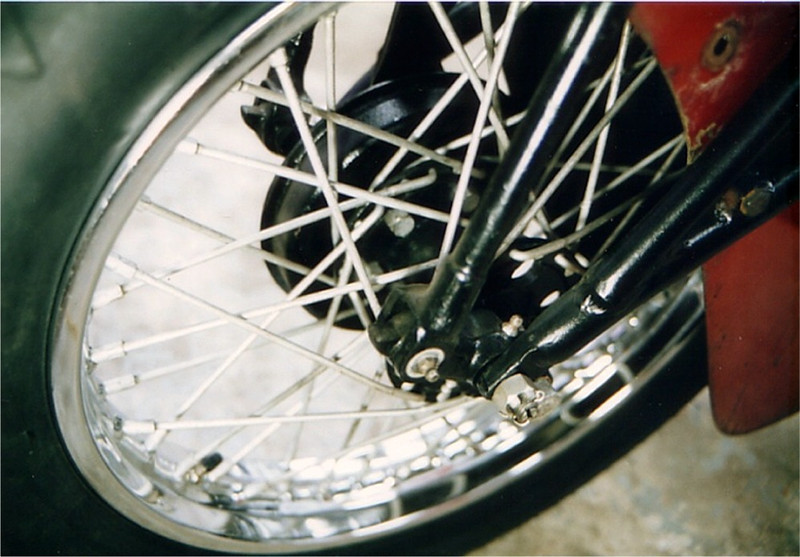 If given a choice between original spokes and original rims being present, would gladly opt for the former as assembling a complete set of those nearly impossible compared to find rims of which I quickly sourced mine through HP Cycle in Maine.