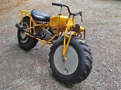My 1971 MK3 Rokon