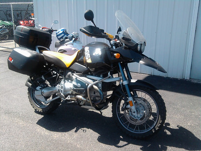 My 2004 BMW Adventure