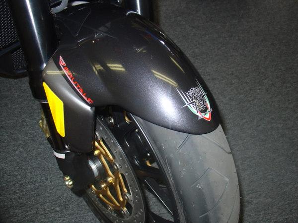 My 2007 Brutale 910R