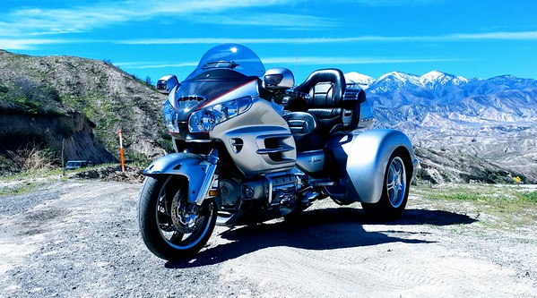 My 2007 Goldwing Trike Conversion