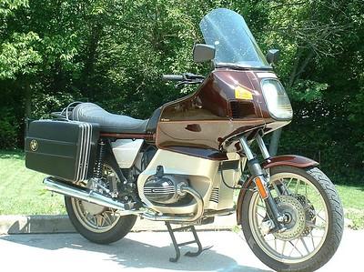 1980 bmw r100rt