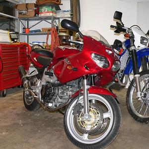 2001 SV650S