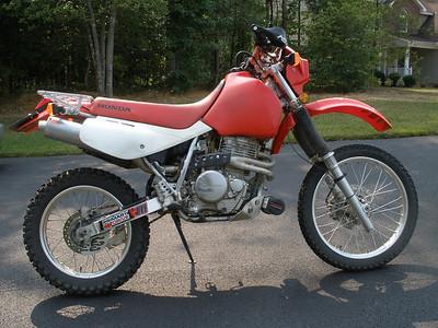 2004 Honda XR650L