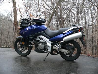 2004 V-Strom 1000