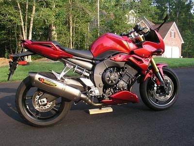 2006 Yamaha FZ1