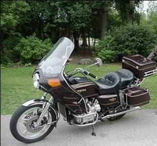 1979 Honda Gold Wing GL1000 This picture is very similar to the one I had.  It was my first of 3 Gold Wings. From 6/83 to 6/84