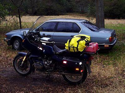 1988 BMW R100RT