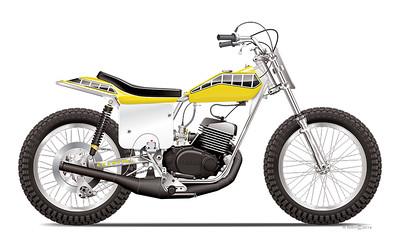 champion frame Yamaha