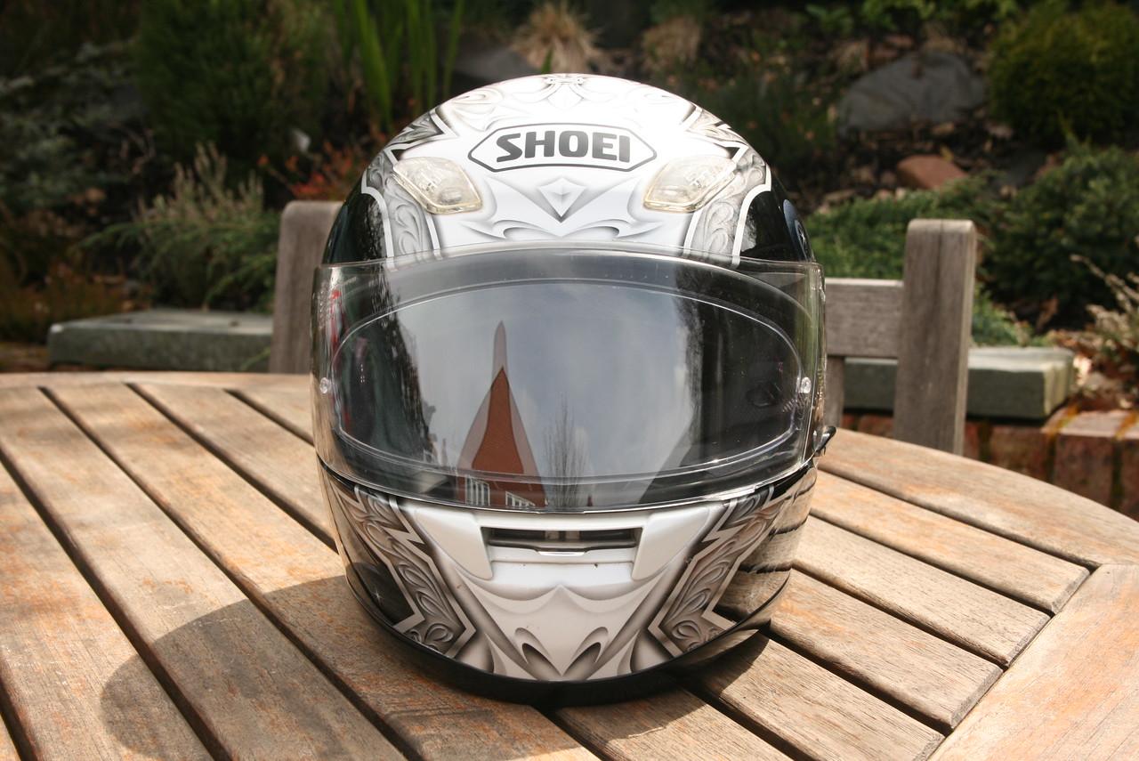 Shoei XR1000 Diabolic TC5