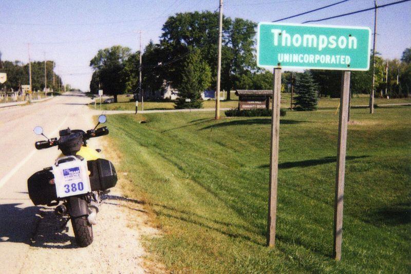 Thompson, WI<br /> N43 15.626 W88 22.256