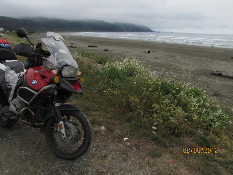 Pacific Ocean, Northern California