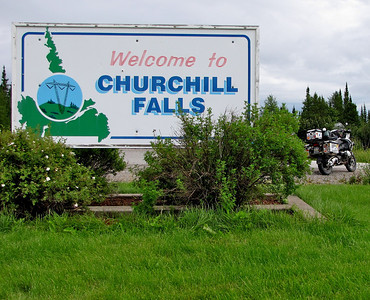 Churchill Falls, Labrador