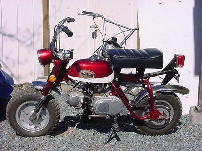 '71 Honda Minitrail
