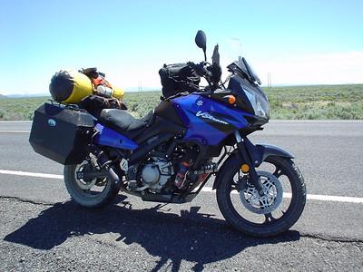 2005 Suzuki Vstrom 650