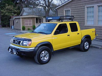 2000 Nissan Frontier CC