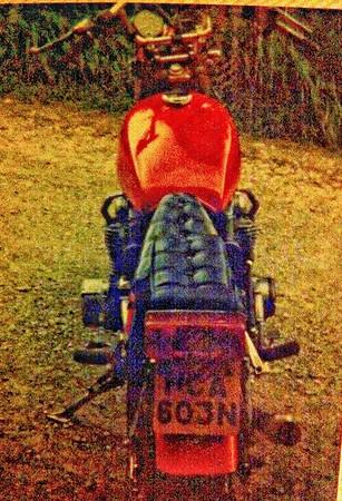 My old bikes