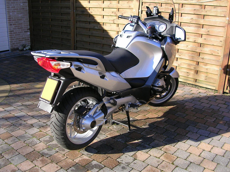 BMW R1200RT, dit was mijn Tourmotor voor woon/werkverkeer, plezierritten en reizen van 11/01/2008 tot 18/08/ 2012.