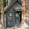 Another employee cabin.  It looks like it has been there for many decades.