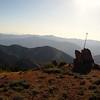 On Cooper Mtn. above Lake Chelan