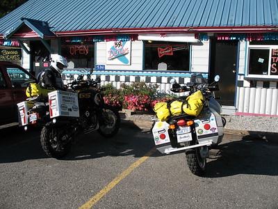 Chelan GS Ride 091209