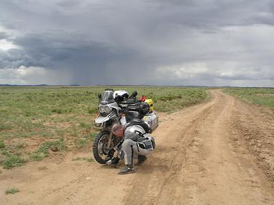David Peterson Divide Ride Photos