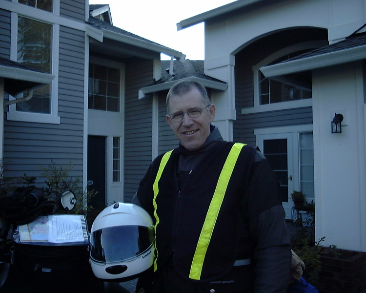 Setting off for California.  I left Edmonds WA in the early morning, and made Marysville CA by 2130 hrs.  925 miles.  Whew!