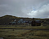The old mine in Bodie