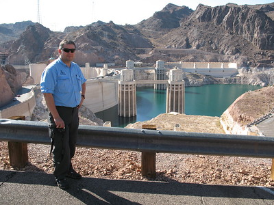 David and the dam