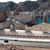 A brief stop to view the Hoover dam