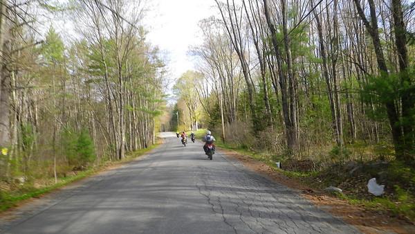 N. Berwick2Fryburg Dual Sport Ride 4.21.12