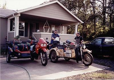 NARMA Rally 2001