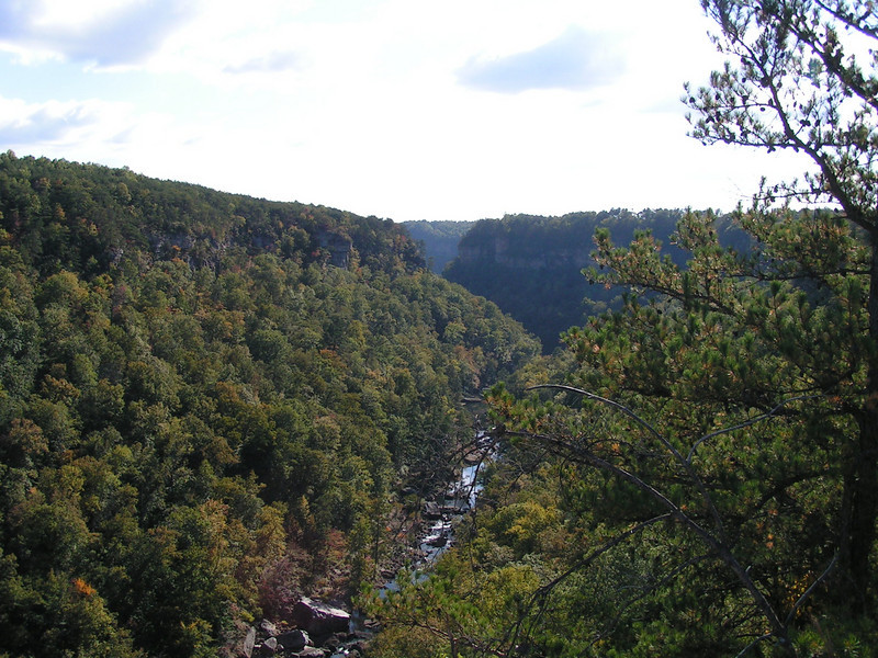 More Little River Canyon