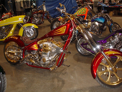 NE Motorcycle Expo Somerset NJ Feb 2006
