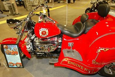 NE Motorcycle Expo Somerset NJ 2005