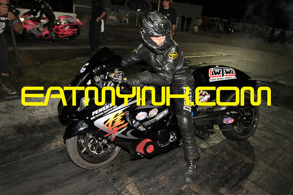 Pro Street August 2014 NHDRO Indy
