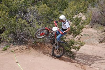 "San Ysidro Trials Practice - ""Turns""  4-5-07"